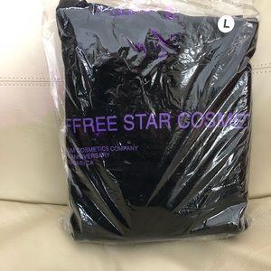 Jeffree Star L 5th Anniversary Hoodie Purple Text